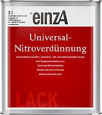 einzA Universele Nitroverdunning 500 ml