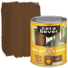 CetaBever Deur-, Kozijn- en Meubelbeits Kersen Zijdeglans 250 ml