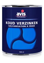 Avis Koud Verzinken 500 ml