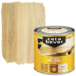 Cetabever Meubellak Transparant Blank Mat 250 ml