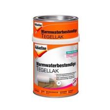 Alabastine Warmwaterbestendige Tegellak 2K Wit 750 ml
