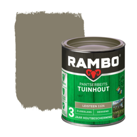 Rambo Pantserbeits Tuinhout Dekkend Leisteen 1124 750 ml