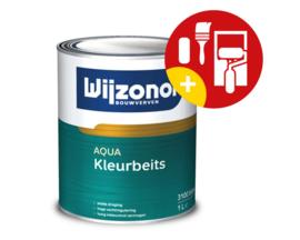 Wijzonol Aqua Kleurbeits 1 Liter