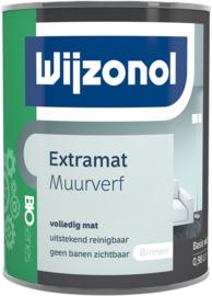 Wijzonol Muurverf Extramat Bio 1 Liter