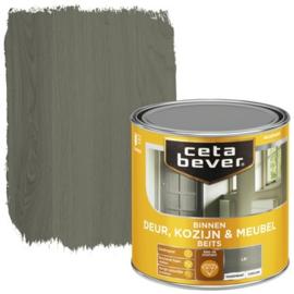 CetaBever Deur-, Kozijn- en Meubelbeits Lei Zijdeglans 250 ml