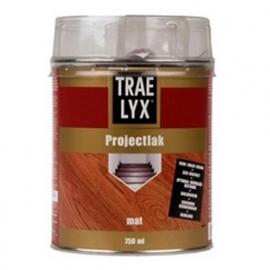 Trae Lyx Projectlak  Mat 750 ml