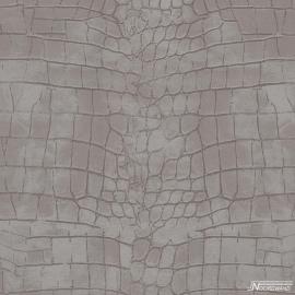 Noordwand Krokodillen Relief Behang 68607