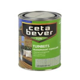 Cetabever Tuinbeits Transparant Licht Grijs 032 750 ml