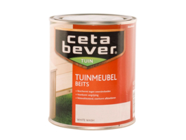 CetaBever Tuinmeubelbets White Wash 750 ml