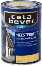 Cetabever Meesterbeits UV Glans Transparant Kleurloos 003 1,25 Liter