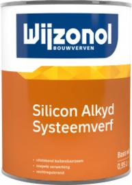Wijzonol Silicon Alkyd Systeemverf  500 ml