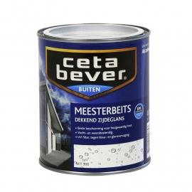 Cetabever Meesterbeits UV Dekkend Zijdeglans Robijnrood 406  750 ml