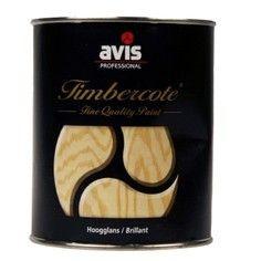 Avis Timbercote Hoogglanslak Blank 1 liter