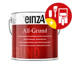 einzA Aqua All-Grund Wit 750 ml
