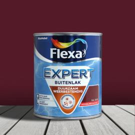 Flexa Expert Buitenlak Hoogglans RAL 3005 750 ml