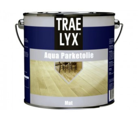 Trae lyx Aqua Parketolie Mat 2,5 Liter