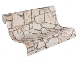 AS Creation Wood  'n Stone Steen Behang 9273-23