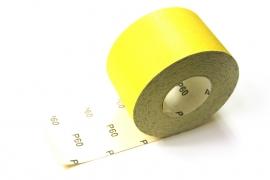 Veba Aluminium Oxide Geel Breed 95 mm Rol 25 Meter
