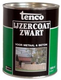 Tenco IJzercoat Zwart 1 Liter