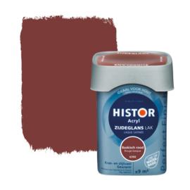Histor Perfect Finish Lak Acryl Baskischrood 6390 Zijdeglans 750 ml