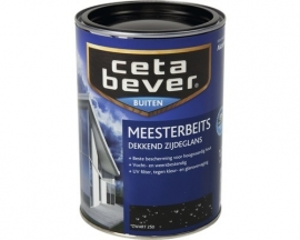 Cetabever Meesterbeits UV Dekkend Zijdeglans RAL 9001 5x 1,25 Liter