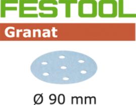 Festool Granat D90/6 P320 100 stuks