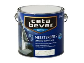 Cetabever Meesterbeits UV Dekkend Zijdeglans Teak 2,5 Liter