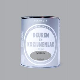 Hermadix  Deuren en Kozijnenlak Grijsblauw 750 ml