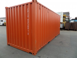 Container Coating Oranje 5 liter