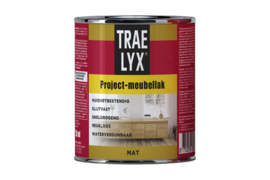 Trae Lyx Project-Meubellak Mat 250 ml