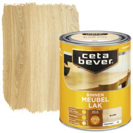 Cetabever Meubellak Transparant Blank Mat 750 ml