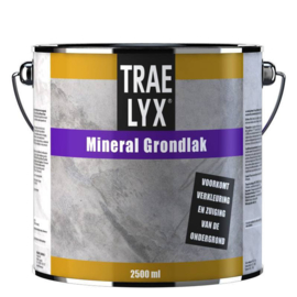 Trae-Lyx Mineral Finish Grondlak 750 ml