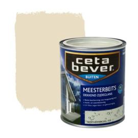 Cetabever Meesterbeits UV Dekkend Zijdeglans Bentheimersgeel 703 750 ml