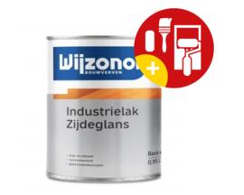 Wijzonol Industrielak Zijdeglans 1 Liter