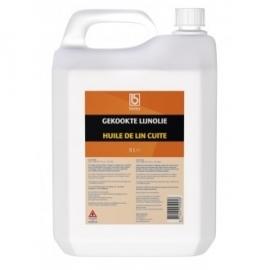 Bleko Gekookte Lijnolie 5 Liter