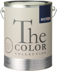Histor The Color Collection Trout Grey 7518 Kalkmat 5 liter