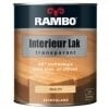Rambo Interieur Lak Transparant Donker Noten 753 250 ml