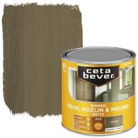 CetaBever Deur-, Kozijn- en Meubelbeits Schors Zijdeglans 250 ml