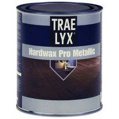 Trae Lyx Hardwax Pro Metallic Brons 750 ml