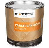 Fitex Parketlak Aqua Zijdeglans 1 liter