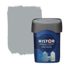 Histor Grondverf Exterior grijs 750 ml