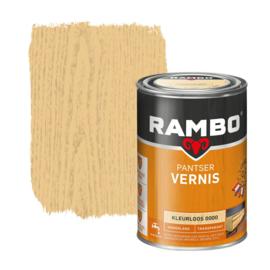 Rambo Pantser Vernis  Hoogglans Kleurloos 0000 750 ml