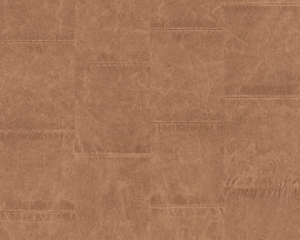 AS Creation New England 2 behang 95966-2 Lederlook