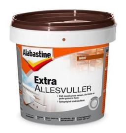 Alabastine extra allesvuller hout - 500 ml