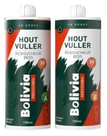 Bolivia 2K Epoxy Houtvuller 30 Min 2x 150 ml
