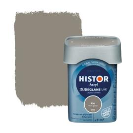 Histor Acryl Zijdeglans Lak Klei 6715 750 ml