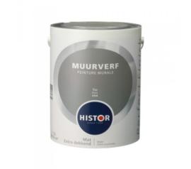 Histor Perfect Finish Muurverf Mat  Tin 6928 5 Liter
