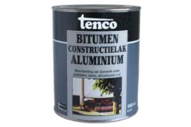 Bitumen Constructielak Aluminium 1 Liter