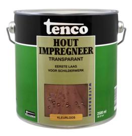 Tenco Hout Impregneer Kleurloos 2,5 liter
