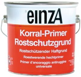 einzA Korral-Primer Roestwerende Hechtprimer  wit 750 ml